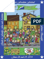 2014 Fishers Freedom Festival - Guide