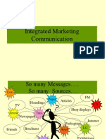 IIntegrated marketing communication