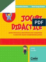 Jocuri Didactice I-II
