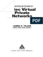 Linux - VPN - A Technical Guide to IPSec Virtual Private Networks