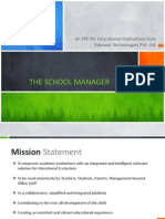 The School Management Software