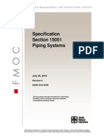 15051 Piping Systems