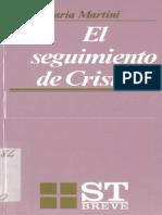Martini, Carlo María - El Seguimiento de Cristo
