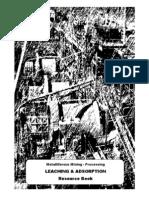 Leaching Adsorption Basics and Example