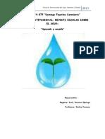 Proyecto de Agua Revista