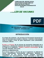 Taller de Vacunas