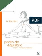 Ponto de Equilíbrio Corpo e Mente Em Harmonia