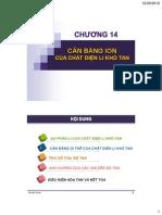 Chuong 14 Chat Dien Ly Kho Tan