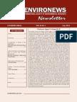 EnviroNews July 2014