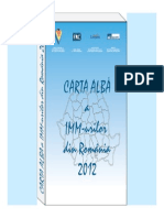 Carta Alba a Imm Urilor Din Romania 2012 6062 Copie