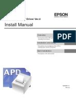 APD4 Install E RevM