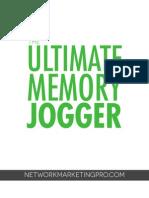 Memory Jogger Prospect Building Workbook - GoPro