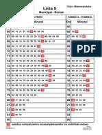 Linia LUNGA 3D Municipal Roman Memorandului (1)