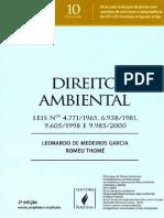 Direito Ambiental - Leonardo de Medeiros Garcia e Romeu Thomé