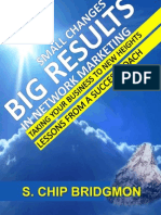 16498496 Small Changes Big Results Final Rough Draft