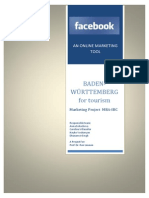 Marketing Report Baden-Wurttemberg
