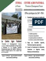 N Réf 006 - 2014 Atelier de planification TOGO Projet Appui à l'Education et à la Formation Technique Professionnelle Agricole  GIZ  NEPAD  PDDAA.pdf