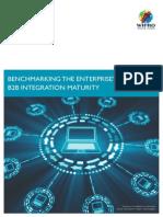 Benchmarking the Enterprises B2B Integration Maturity