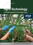 Agro-Technology. Thompson, R. Paul. Cambridge, 2011