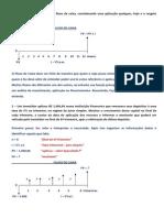 EXERCÍCIO I - Análise de Investimento - Matemática Financeira