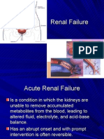 ACUTE RENAL FAILURE ppt