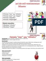 Hand Out Recomandari Stil Vestimentar PDF