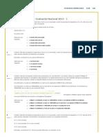 Habilitaciones Nacionales 2014-1