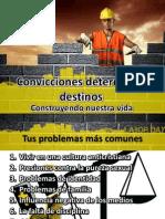 Convicciones Determinan Destinos I IBE Callao Jun, 2014