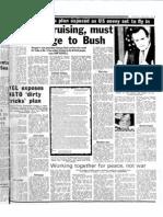 Nato Haig Luns Morning Star 5 Feb 1983