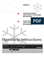 Memmert IPP_ICP Operating Instruction Manual_en