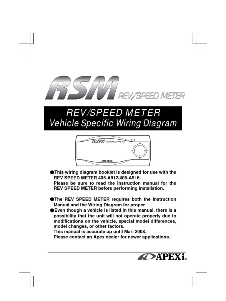 Incredible Rsm Wiring Manual Transmission 4 2K Views Wiring Database Gramgelartorg