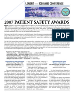 PSC Newsletter 2008 Tricare Conference Edition