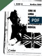 Curs de Limba Engleza Pt Invatamantul Medical