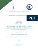 Reporte 01 - Instalacion JDK-ADT