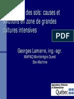 10 h 20 Georges Lamarre