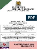 2 Grand Design Dikpim III 2014