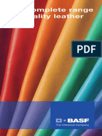 BASF Products Leather Industry-Dyes and Pigments