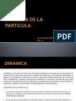 Dinamica de La Particula