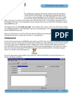 FTD2XXST User Guide