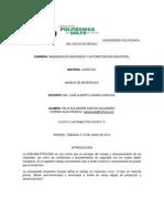 Celia Alejandra Santos Alejandro. Manejo de Materiales. ISAI VA. VESP.