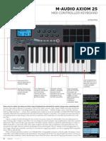 Keyboard Axiom25