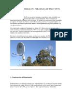 Antena Parabolica Wifi