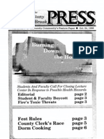 The Stony Brook Press - Volume 8, Issue 7