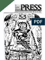 The Stony Brook Press - Volume 8, Issue 8