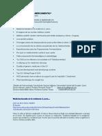 Correo Sobre Medicamentos Vol 8 (26) Junio 27, 2014