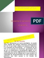 El Rol Del Docente en Las Tic 07-06-2014