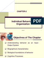 Chapter-3-Individual Behavior in Organizations