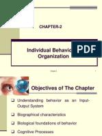 Chapter-3-Individual Behavior in Organizations
