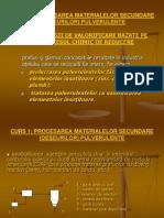 Valorificarea Materialelor Secundare