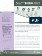 Teaching_learning Critial Pathways Resource
